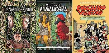 Ediciones de La Duendes en papel, títulos 31 a 33