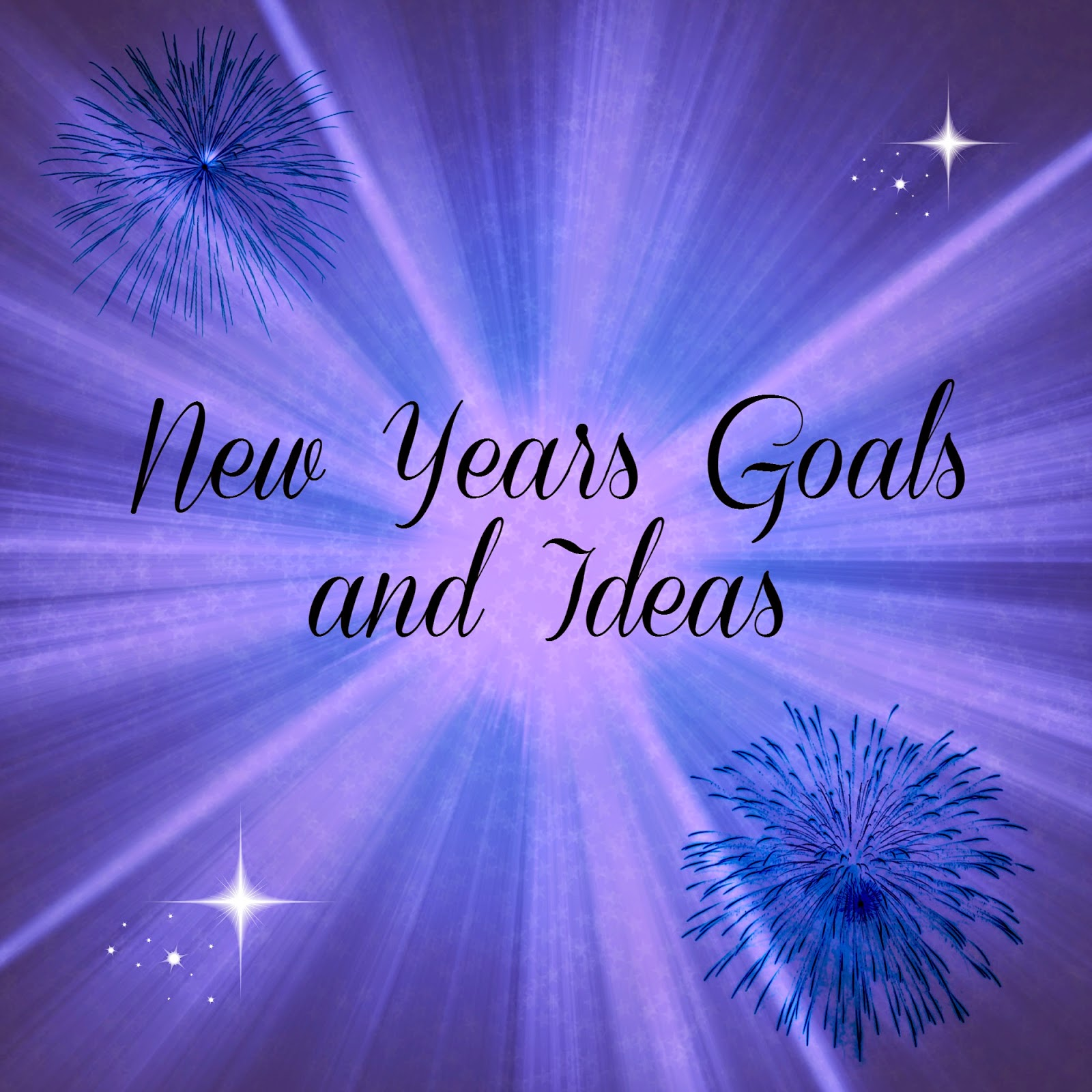 new years goals and ideas
