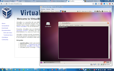 VirtualBox : Software Visualisasi Penginstalan OS