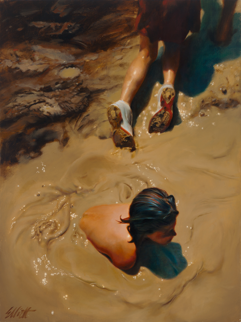 Teresa elliott oil painter