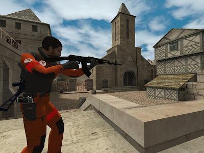 Urban Terror FPS Linux