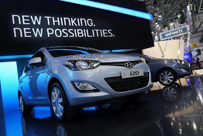 2012 Hyundai i20 India Review