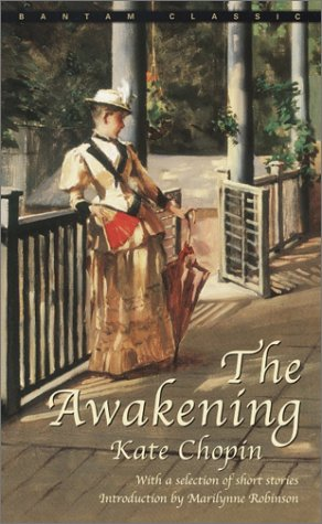 how does kate chopin symbolise the My individual responsibility of our website was to contribute writings on the analysis of the use of imagery throughout kate chopin's the awakening, and how the imagery used was significant to the portrayals of particular themes presented by the author the novel itself was heavily based on.