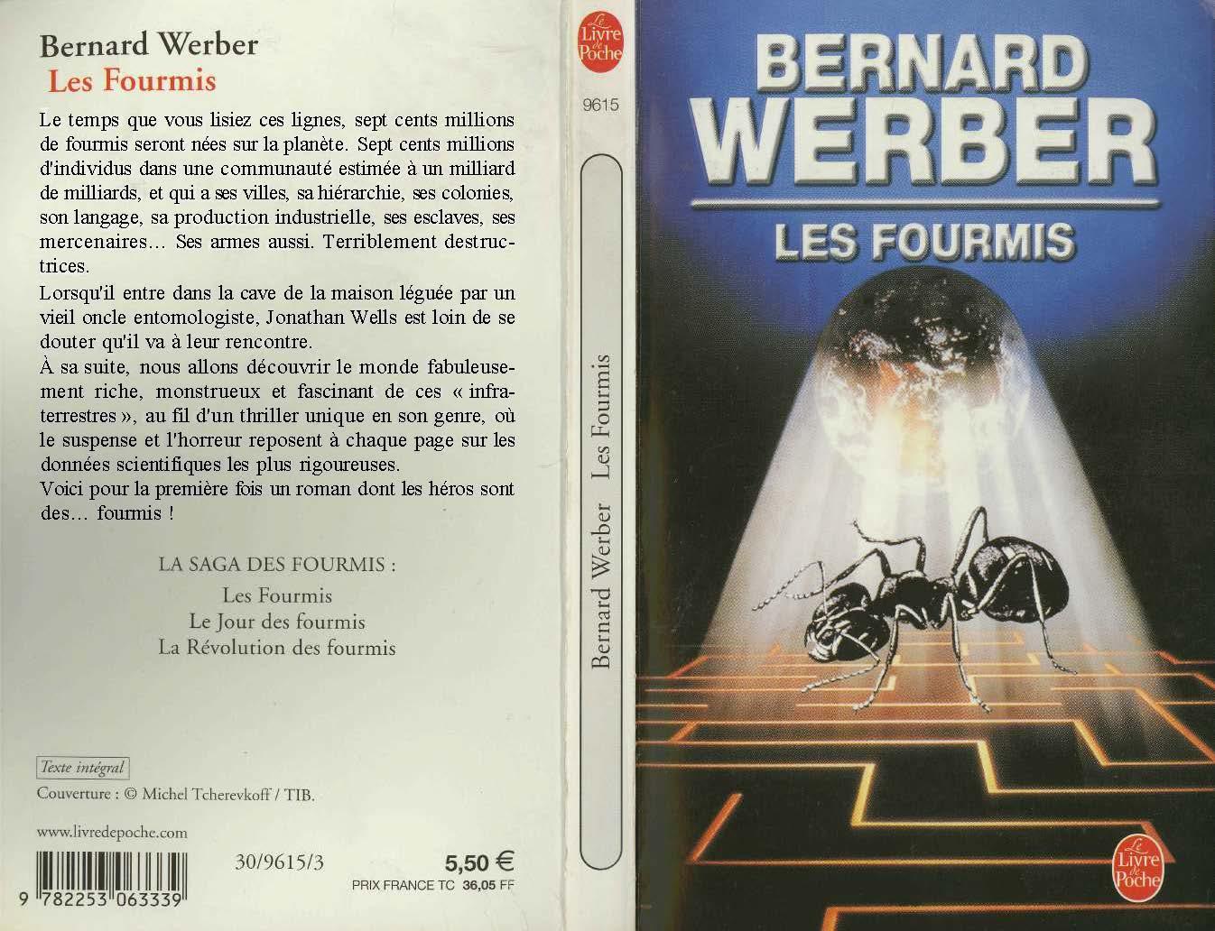 Telecharger les fourmis werber bernard pdf livres - Comment eradiquer les fourmis ...
