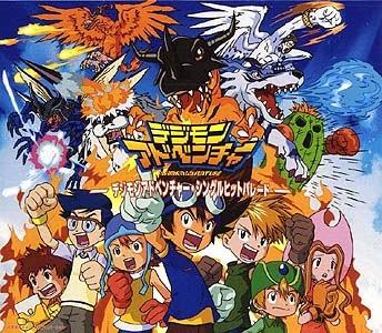 Digimon Adventure 1-54 Sub Indo [Tamat]