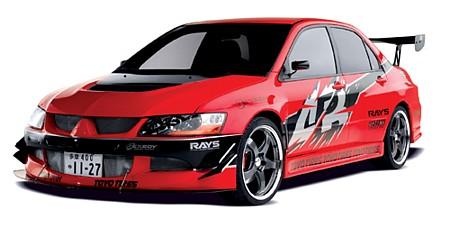Car Drift: Tokyo Drift Cars 01