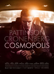 Poster original de Cosmopolis