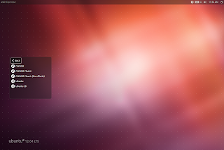 ubuntu12.04 login screen 2 Ubuntu 12.04 LTS Precise Pangolin Released, Lets Download and Install it
