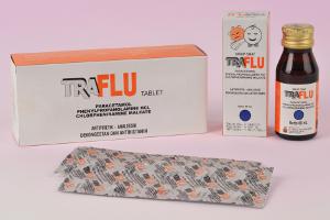 Komposisi dan Dosis TraFlu Meringankan Gejala Flu