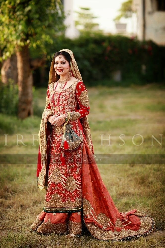 new Pakistani top 10 bridal dress