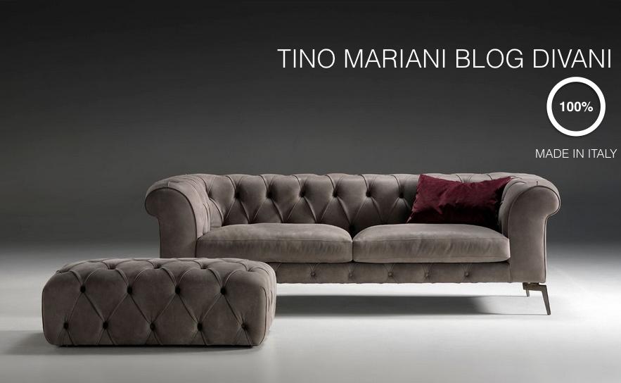 Divani blog tino mariani for Divani e divani poltrone relax prezzi