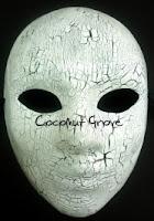 Máscara Volto Branco e Preto