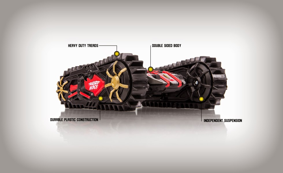 Air Hogs HYPERTRAX RC High Speed All-Terrain Vehicle, rc, remote control
