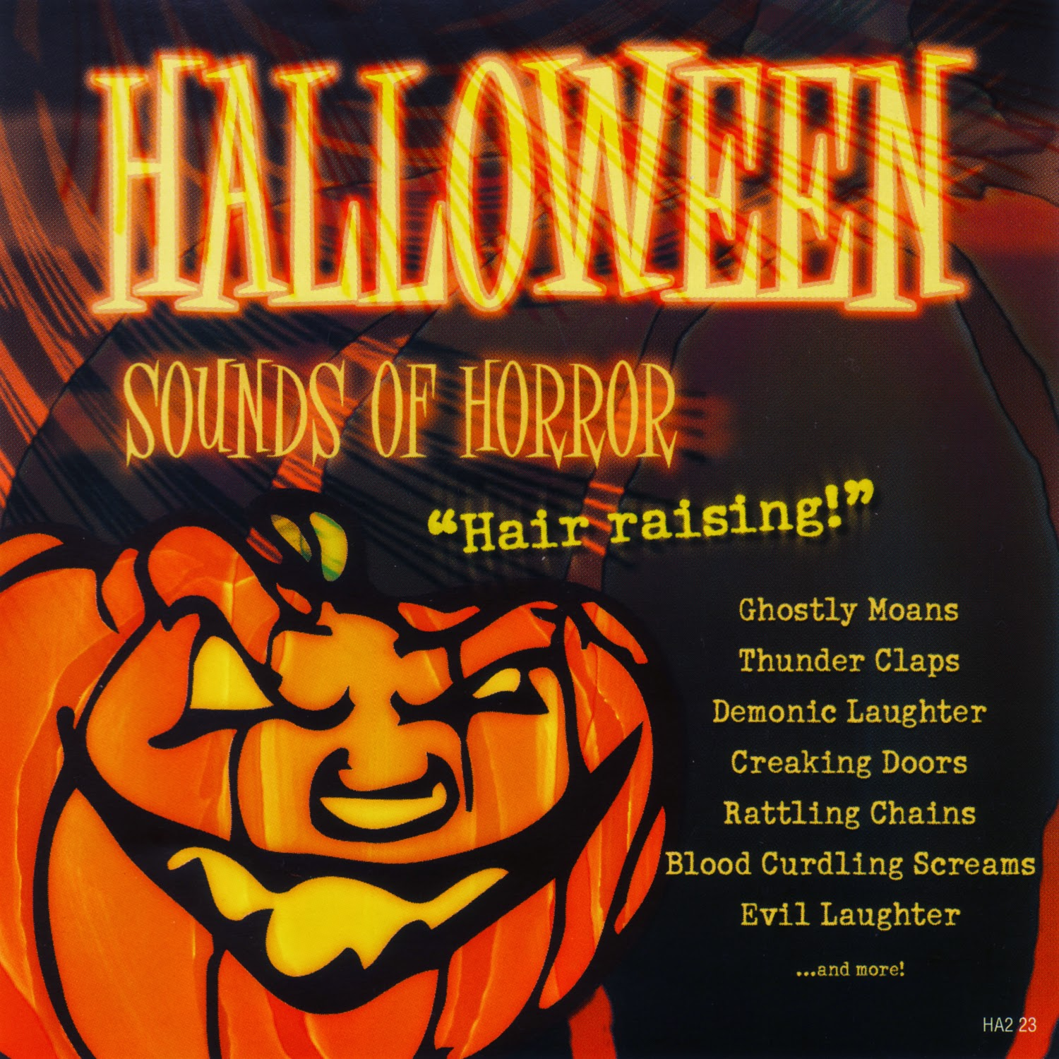 sounds of horror scary music sound effects cd npw halloween horror sound machine effects jokes pranks for adults andscary sounds from the haunted house