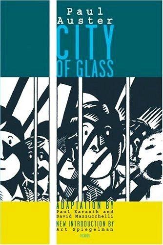 City Of Glass Plot Summary