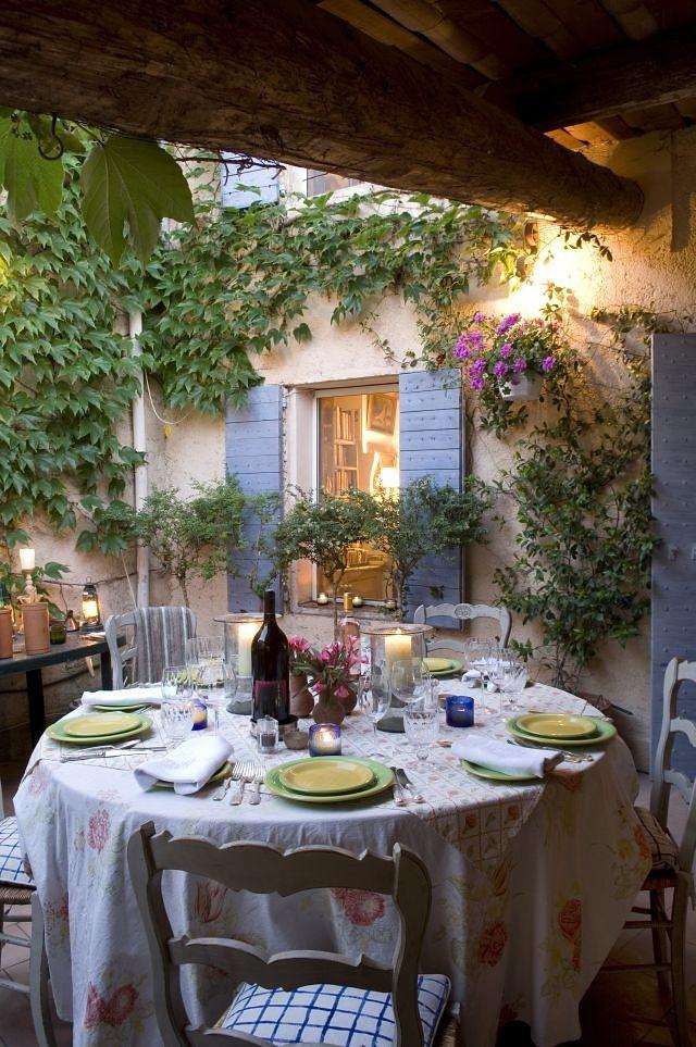 Estilo rustico casa rustica en la provenza - Casas rurales en la provenza ...