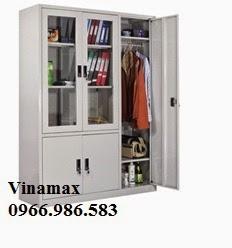Tủ sắt văn phòng giá rẻ, tủ locker, tủ sắt văn phòng, tủ văn phòng Vinamax, tủ sắt đựng đồ