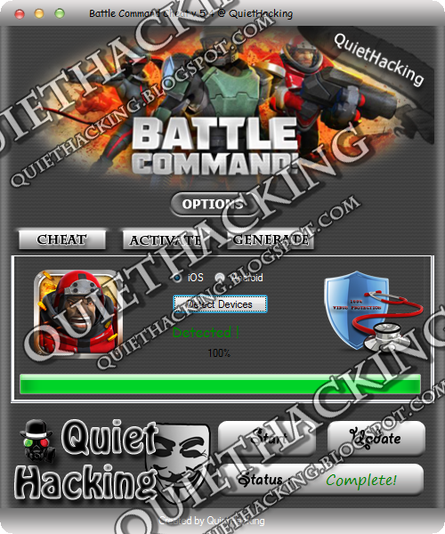 Battle Command Cheat v.5.4 from QH 2