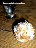 Coconut cookie ball