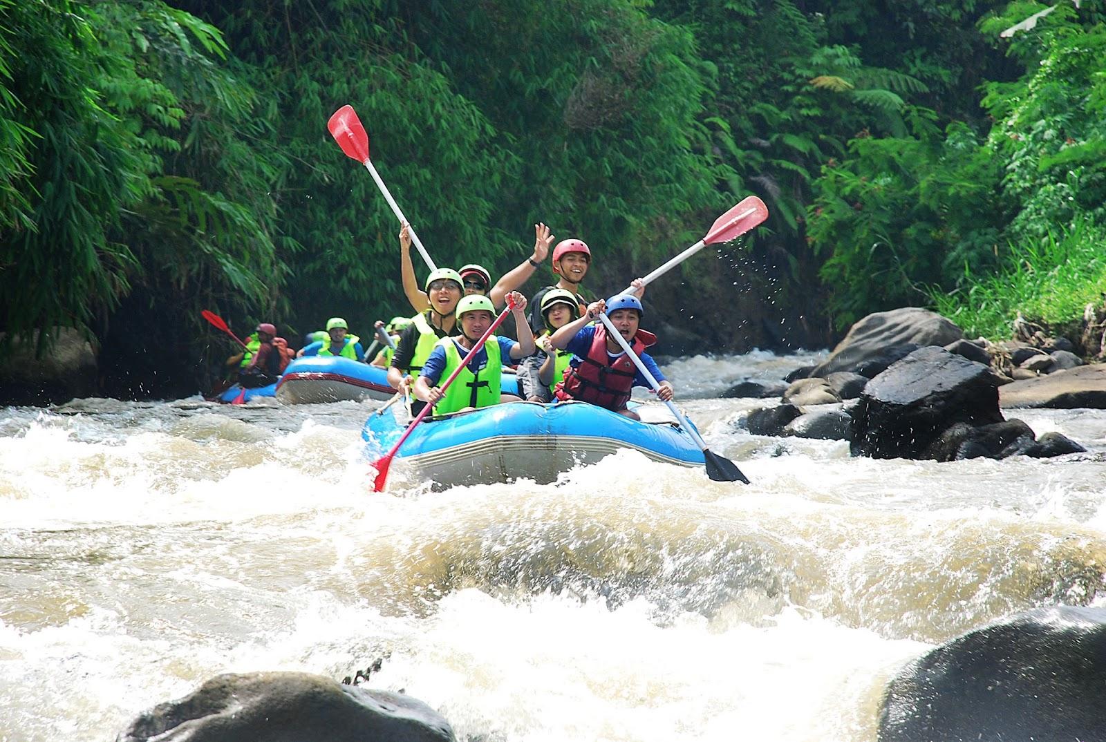 Jelajah Pasundan Tiket Rafting Sungai Ayung Bali Ter Short Di Bandung Disungai Cisangkuy Saja Lebih Seru Dengan Tantangan Baru Panjang Trip Pengarungan Hampir 12 Km