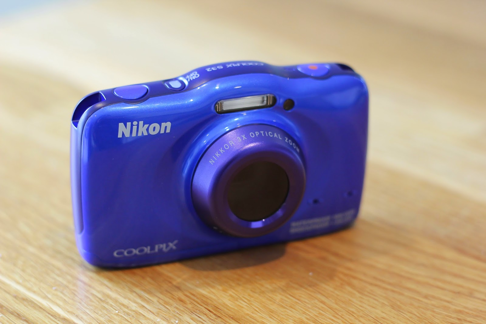 Nikon child's camera