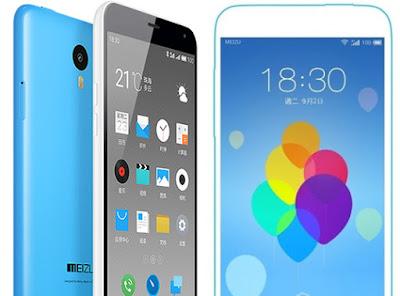 Spesifikasi Smartphone Meizu Blue Charm Note 2 Terbaru