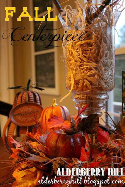 1 0542 Fall Centerpiece