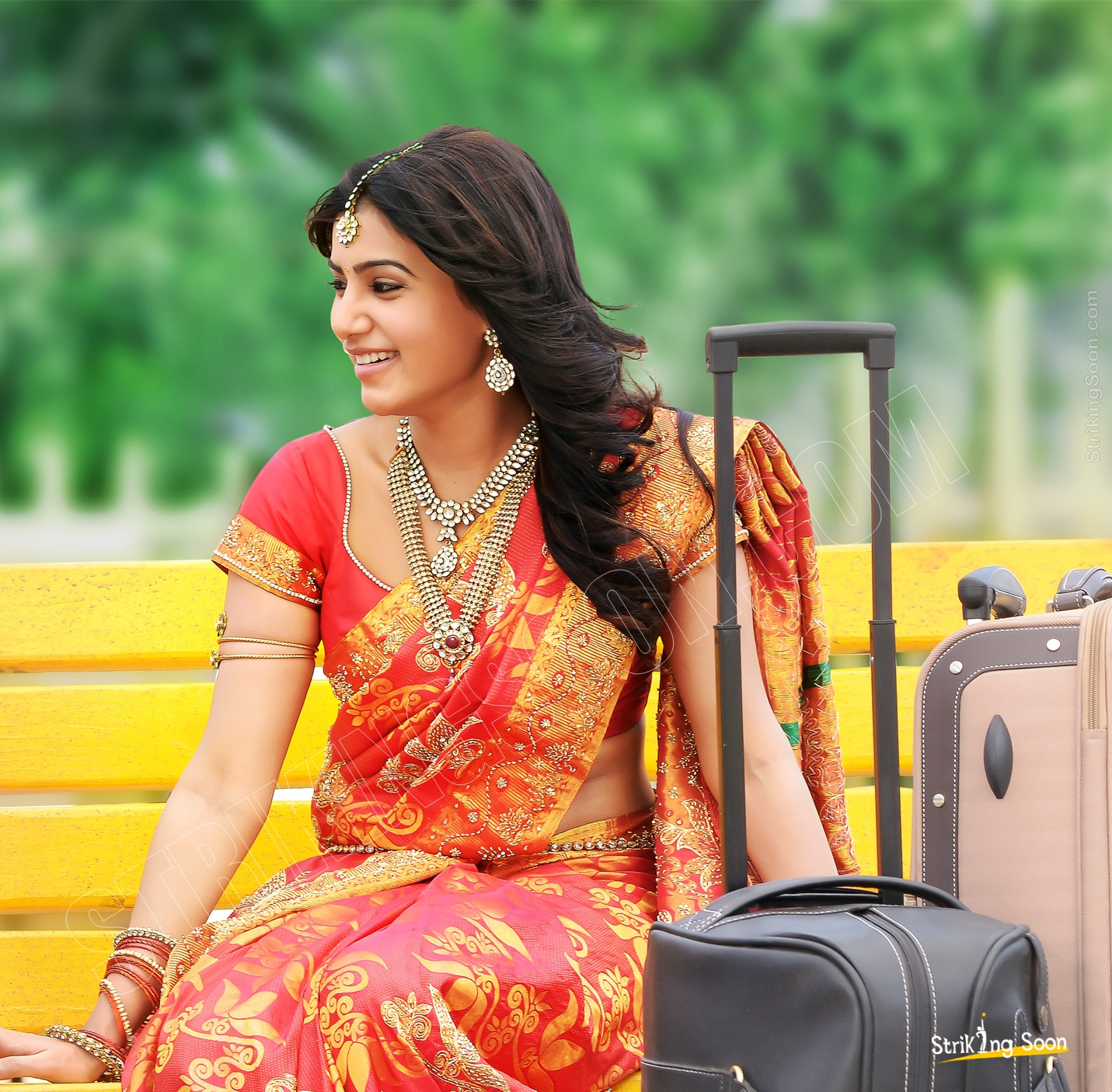 strikingsoon: samantha in attarintiki daredi photos