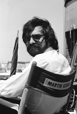 Martin Scorsese en su juventud
