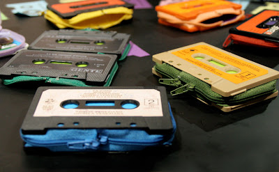 Creative Reuses of Cassette Tapes and Cassette Tape Cases (15) 5