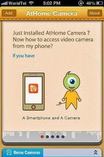 حول كاميرا الويب إلى كاميرا مراقبة متصلة بهاتفك