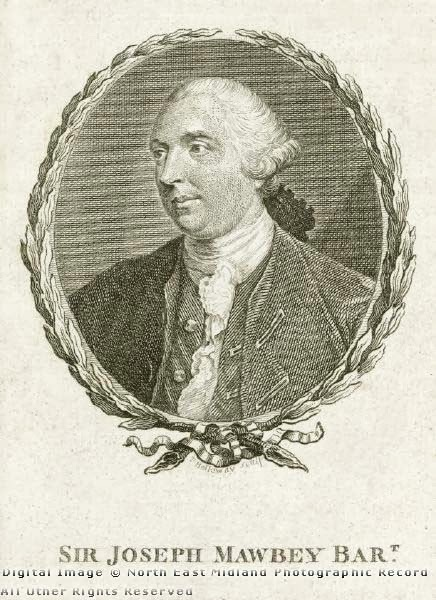 Sir Joseph Mawbey, 1st Baronet