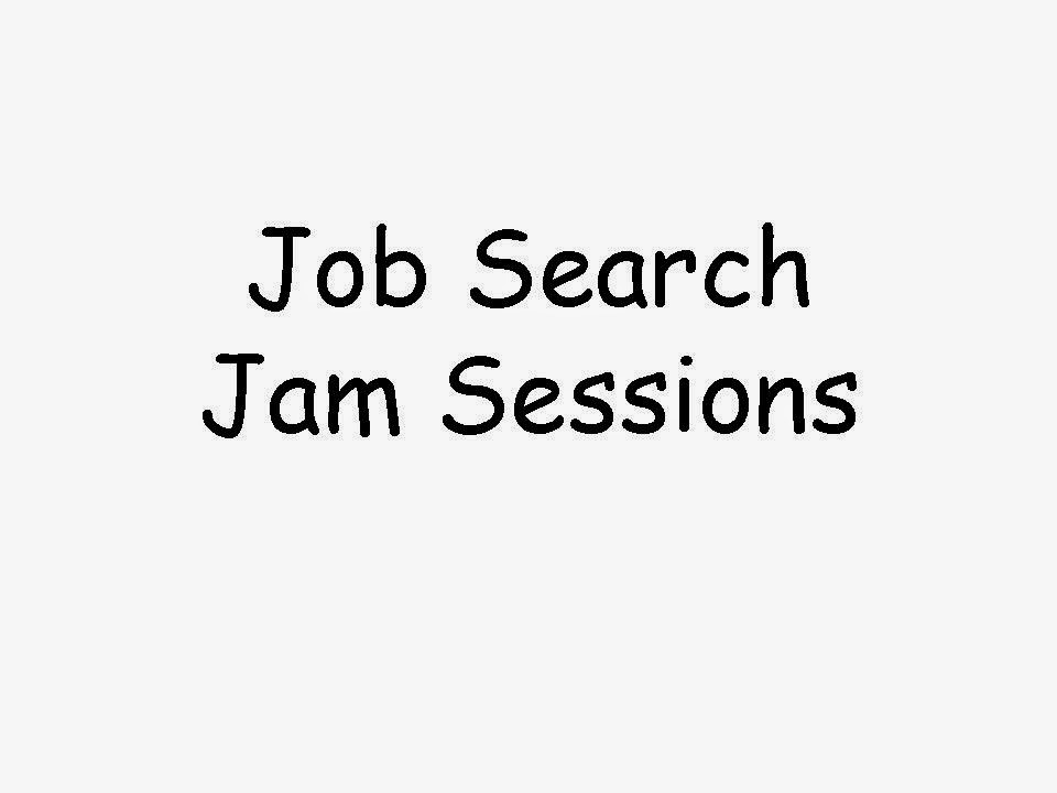 Job Search Jam Sessions - Sep 12