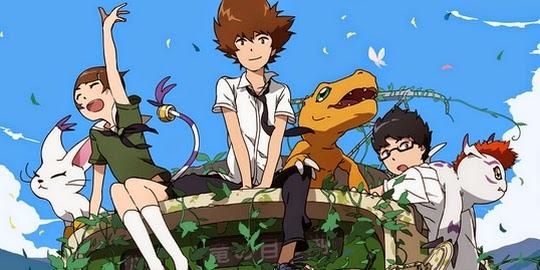 Digimon Adventure Tri, Actu Ciné, Cinéma, Toei Animation,