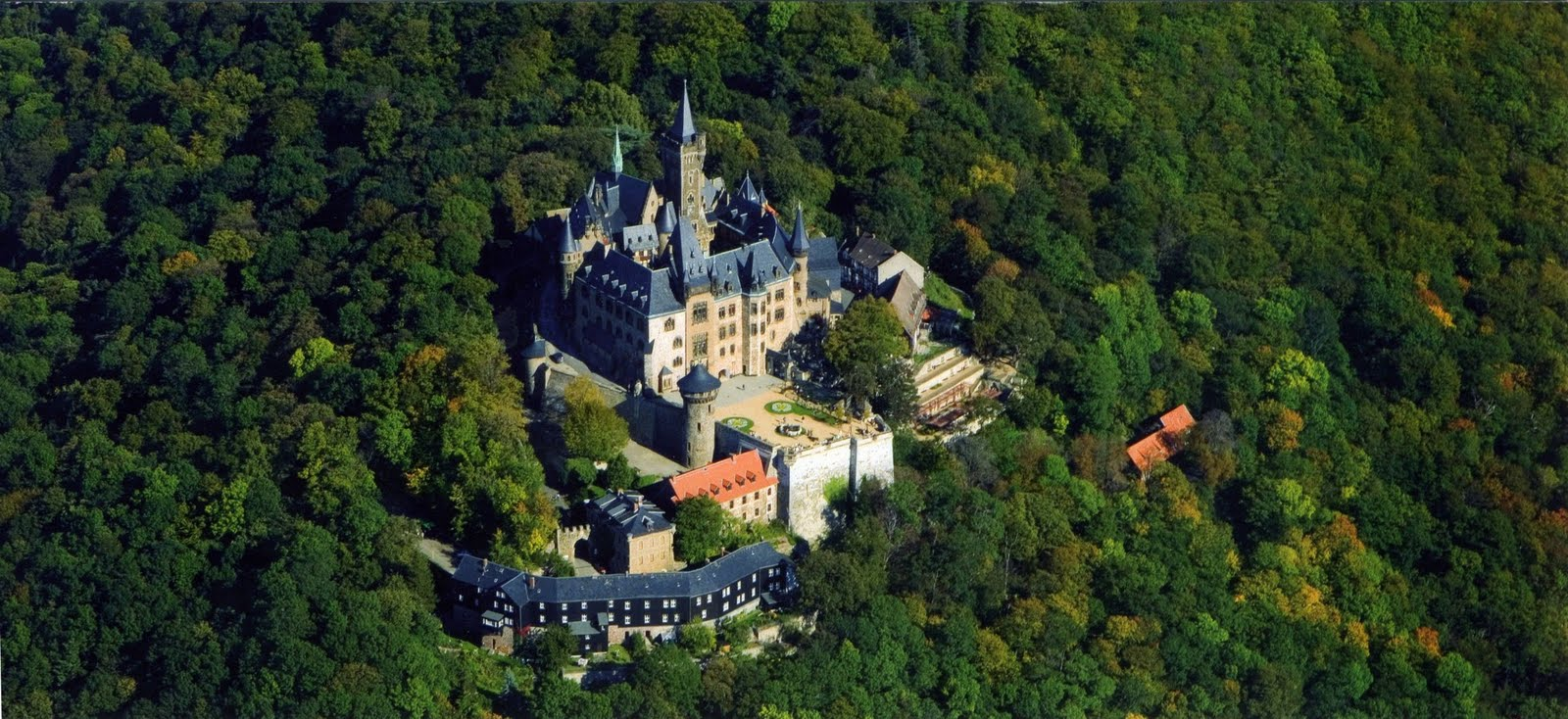 Image result for Wernigerode Castle