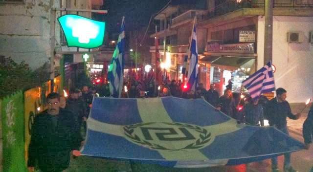 Χιλιάδες Έλληνες στην πορεία μνήμης για τους Συναγωνιστές μας, Γιώργο Φουντούλη και Μανώλη Καπελώνη