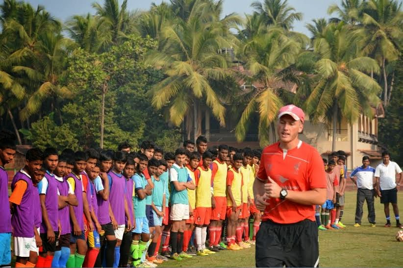 LFC Academy DSK Shivajians gets good response from Goa