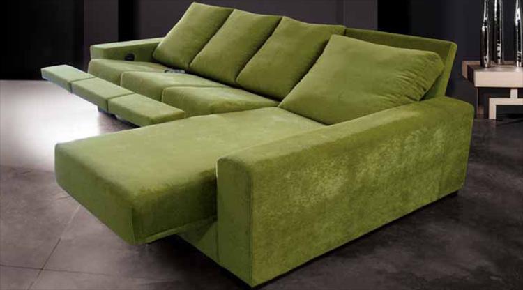 Tendencias hogar sofas de piel o tela - Sofas de tela ...