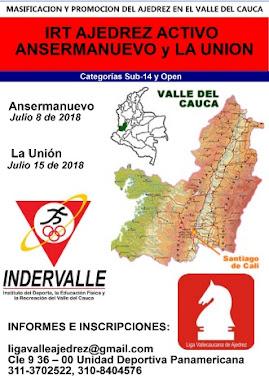 IRT Ajedrez Activo Ansermanuevo y La Union (Dar clic a la imagen)