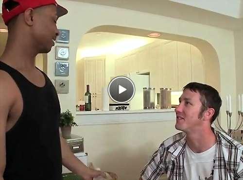 white man black dick video