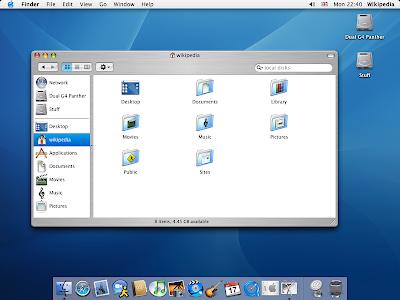 Mac OS Panther