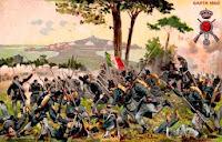 L'assedio di Gaeta (Lt)