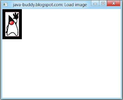 JavaFX 2.0: Apply border on ImageView, using HBox with css style