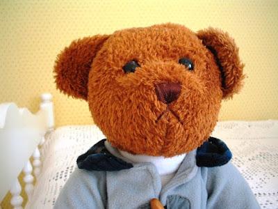 Boneka Teddy Bear Cokelat Lucu