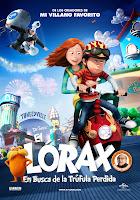 Lorax, en busca de la trufula perdida (2012) online y gratis