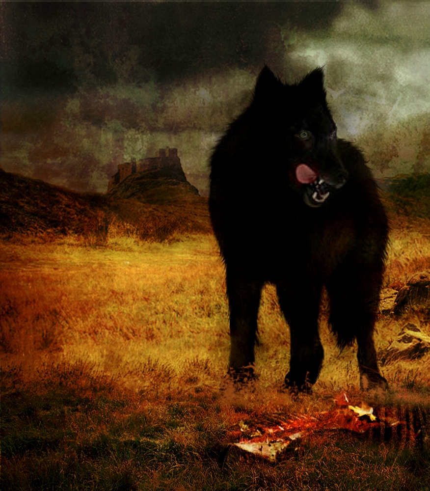 Hound Of The Baskervilles, by ~ChrisRawlins