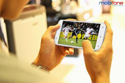 Thỏa thích xem bóng đá cùng mSport Mobifone