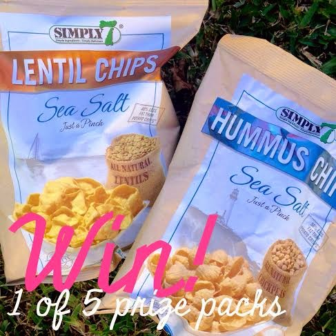 Win 1 of 5 Simply Seven Prize Packs