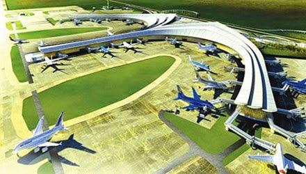 Sân bay Long Thành: Tiêu chí đầu tiên là cạnh tranh quốc tế