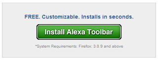 Install Alexa Toolbar Buttons